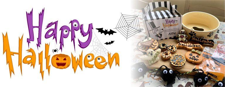 Halloween Dog Treats Header