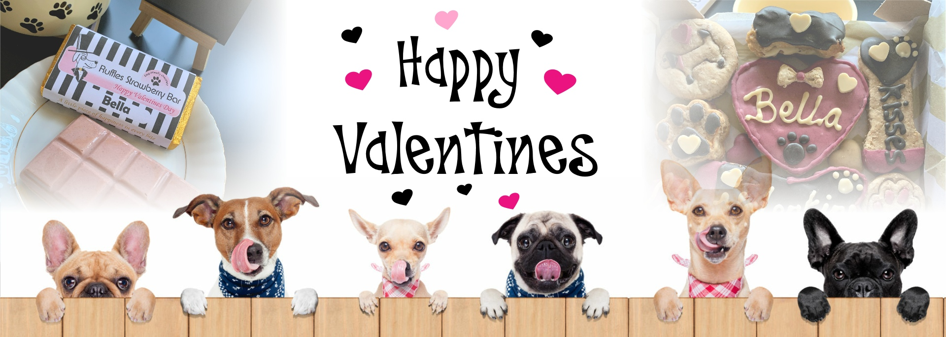Valentine Dog Treats